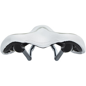 Red Cycling Products Competition Race Saddle, white
